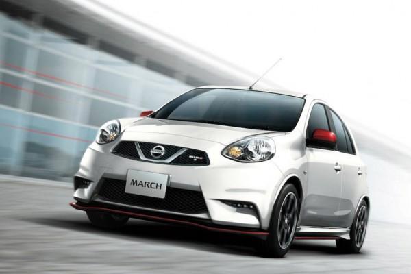 Тюнинг-пакет NISMO Nissan Micra 2013