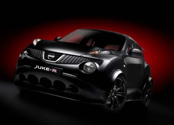 Рестайлинг-пакет Nissan Juke-R 2012