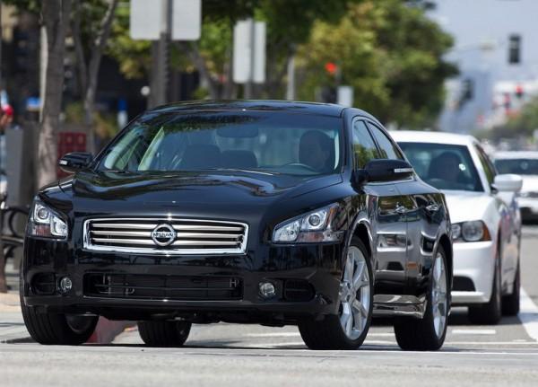 Рестайлинг-пакет Nissan Maxima 2012