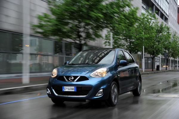 Рестайлинг-пакет Nissan Micra 2013