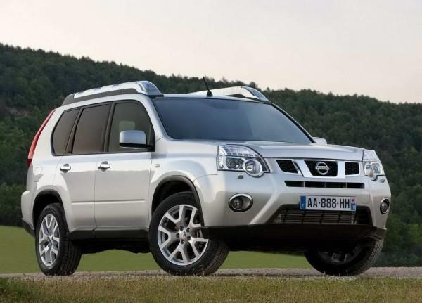 Рестайлинг-пакет Nissan X-Trail 2011