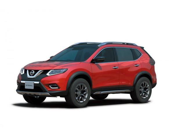 Рестайлинг-пакет Nissan X-Trail – X-Tremer 2014