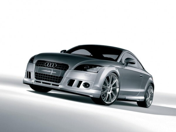 Тюнинг-пакет NOTHELLE Audi TT Coupe
