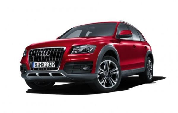 Рестайлинг-пакет Audi Q5 Offroad