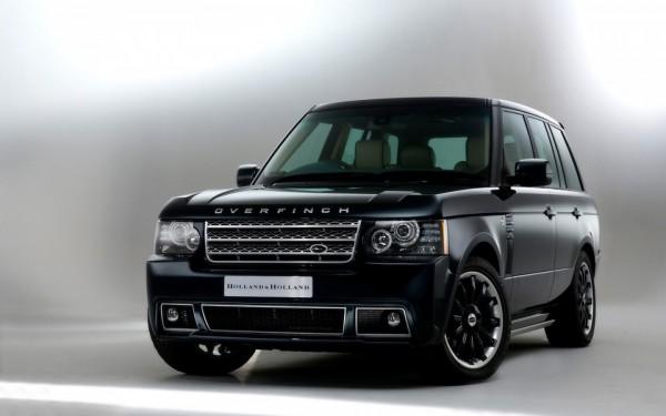 Тюнинг-пакет OVERFINCH Range Rover Vogue 2010