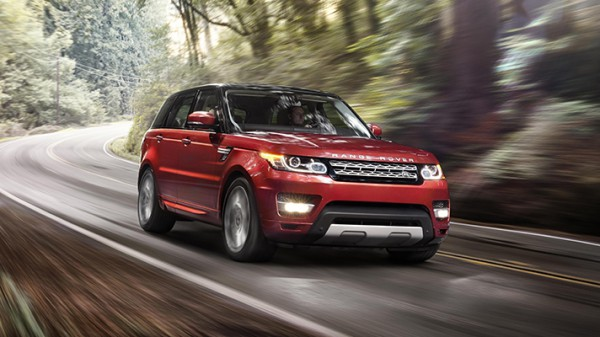 Тюнинг-пакет OVERFINCH Range Rover Sport 2014