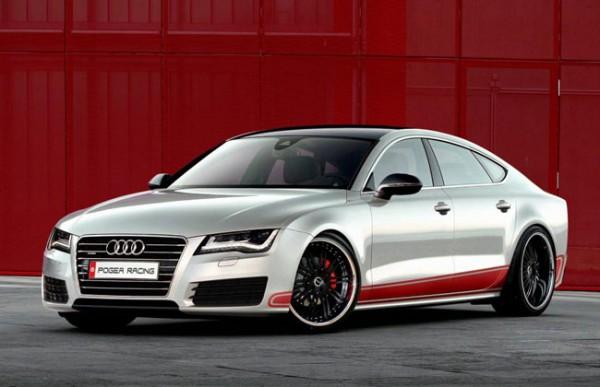Тюнинг-пакет POGEA Racing Seven Sins Audi A7 Sportback 2011