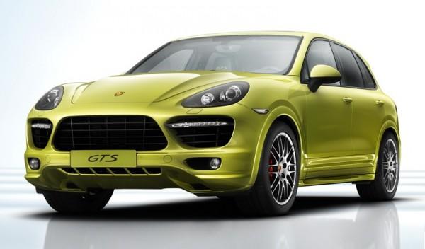 Рестайлинг-пакет Porsche Cayenne GTS