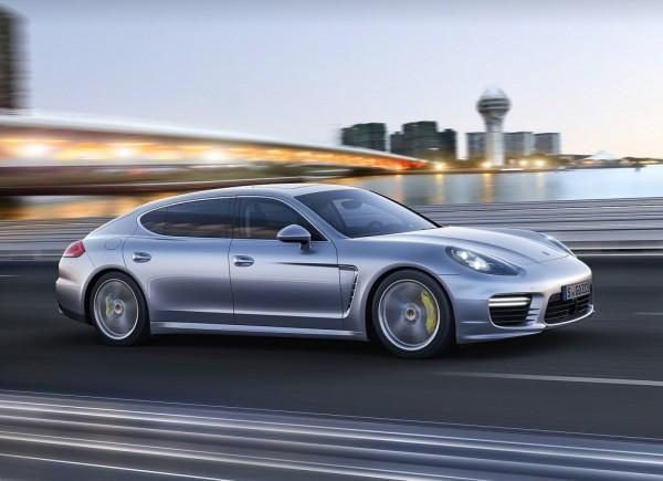 Рестайлинг-пакет Porsche Panamera Turbo 2013
