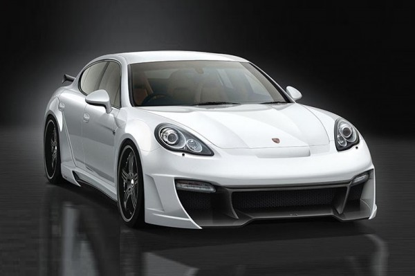 Тюнинг-пакет PREMIER4509 Porsche Panamera