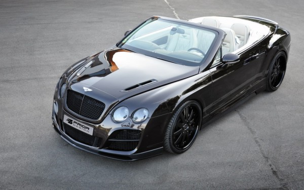 Тюнинг-пакет PRIOR Design Bentley Continental GT / GTC