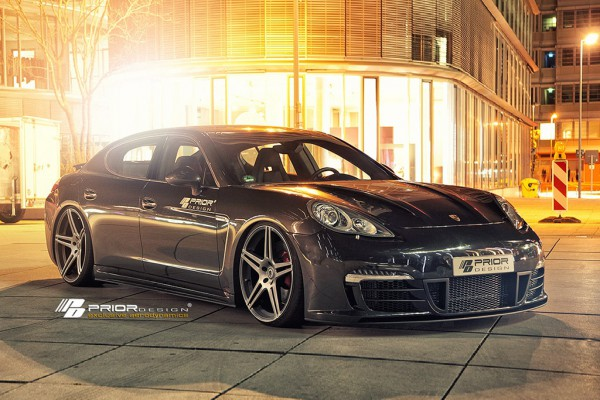 Тюнинг-пакет PRIOR-DESIGN Prior600 Porsche Panamera