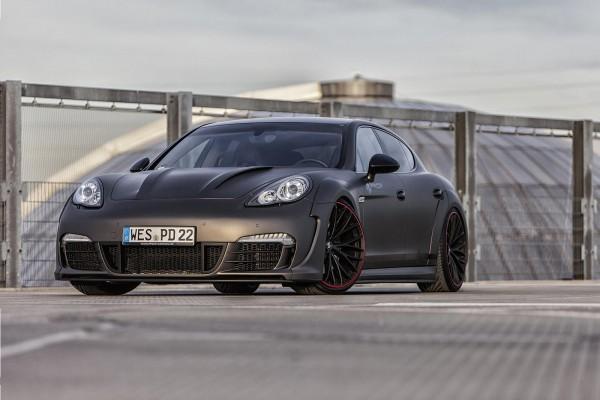 Тюнинг-пакет PRIOR-DESIGN Prior600 WIDEBODY Porsche Panamera