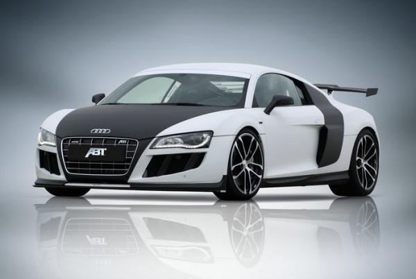 Тюнинг-пакет ABT Audi R8 GTR