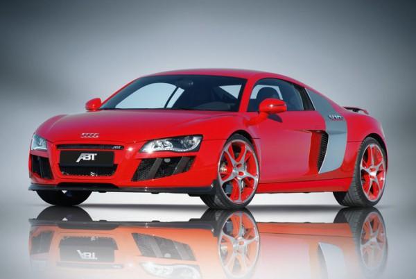 Тюнинг-пакет ABT Audi R8 V10 5.2FSI
