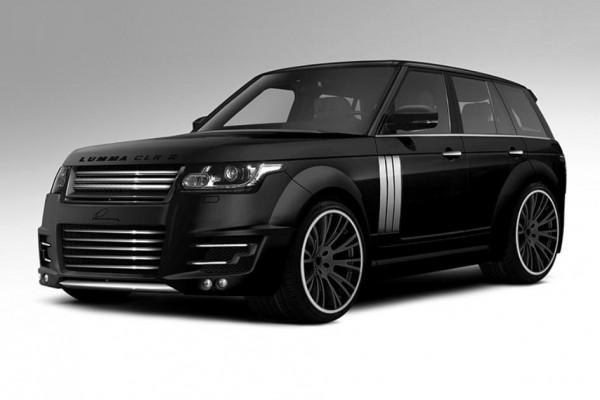 Тюнинг-пакет LUMMA CLR R Range Rover Vogue 2013