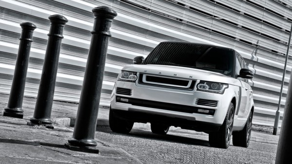 Тюнинг-пакет KAHN Signature Edition Range Rover Vogue 2013