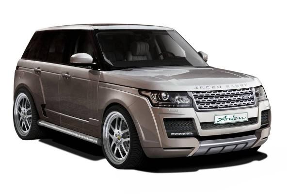 Тюнинг-пакет ARDEN Range Rover Vogue 2013