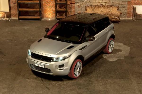 Тюнинг-пакет MARANGONI HFI-R Range Rover Evoque