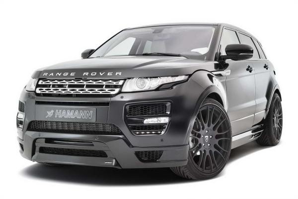 Тюнинг-пакет HAMANN Range Rover Evoque 2012