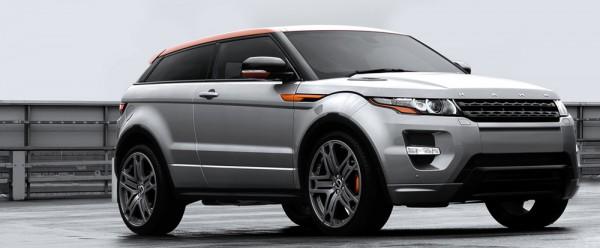 Тюнинг-пакет KAHN Range Rover Evoque 2012