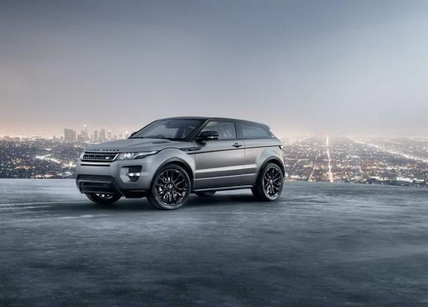 Рестайлинг-пакет Range Rover Evoque Victoria Beckham 2012
