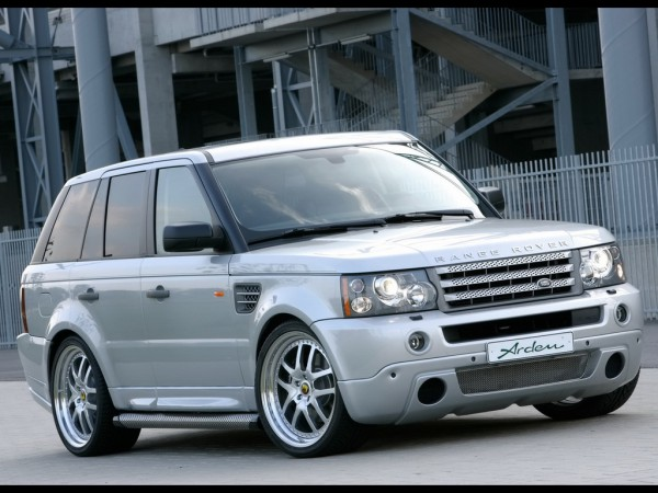 Тюнинг-пакет ARDEN AR5 Range Rover Sport