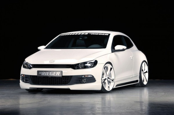 Тюнинг-пакет RIEGER ver.2 VW Scirocco