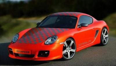 Тюнинг-пакет RINSPEED Porsche Cayman (987)