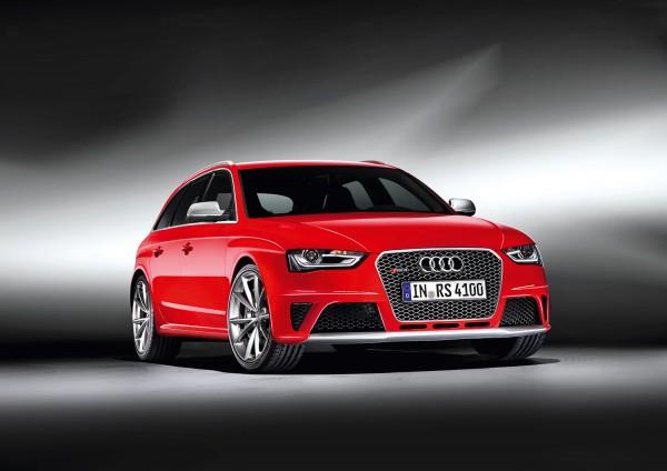 Рестайлинг-пакет Audi RS4 Avant 2012