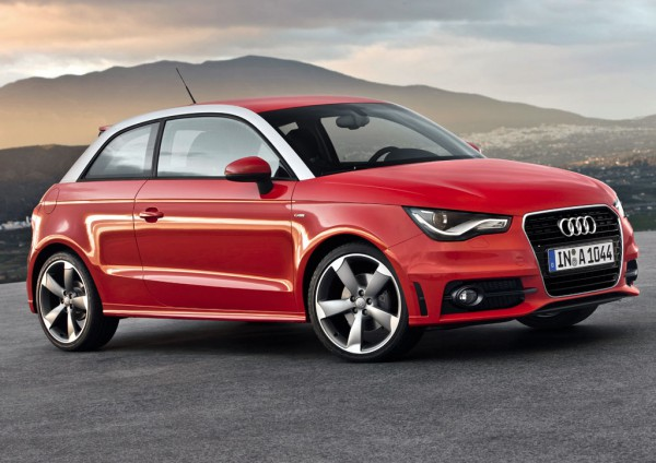Рестайлинг-пакет Audi A1 S-Line