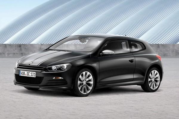 Рестайлинг-пакет VW Scirocco Million Edition 2013