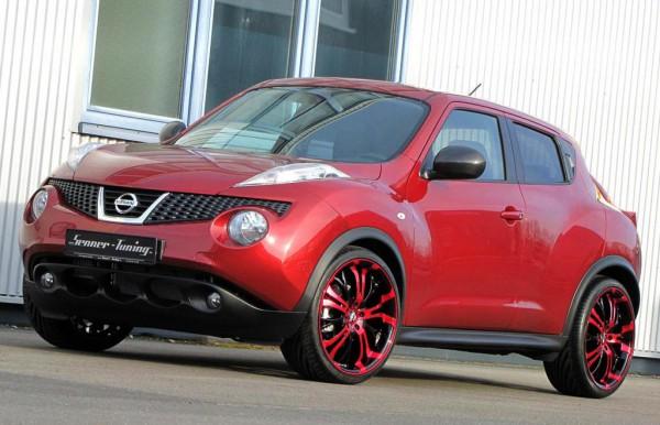 Тюнинг-пакет SENNER Tuning Nissan Juke 2012