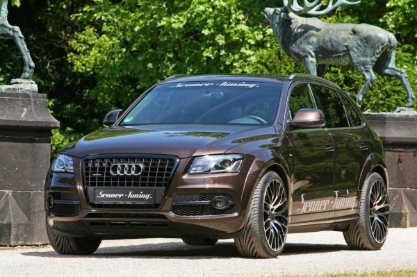Тюнинг-пакет SENNER TUNING Audi Q5