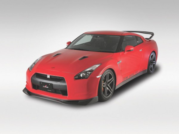 Тюнинг-пакет SHADOW-SD Nissan GT-R