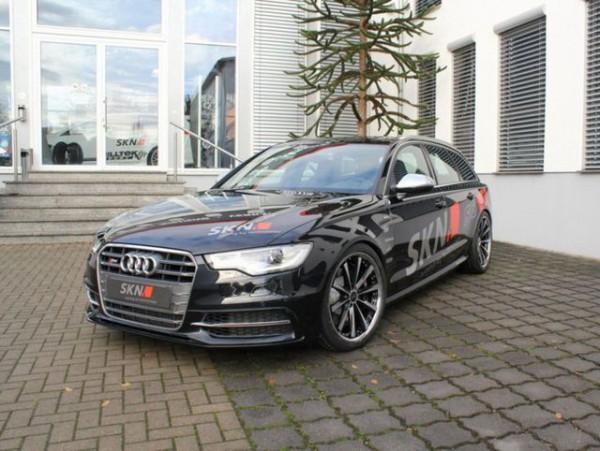 Тюнинг-пакет SKN Audi S6 2013