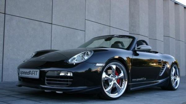 Тюнинг-пакет SpeedART Porsche Boxster