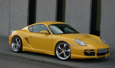 Тюнинг-пакет SpeedART Porsche Cayman (987)