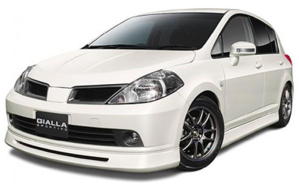 Тюнинг-пакет SPORTIVO Nissan Tiida