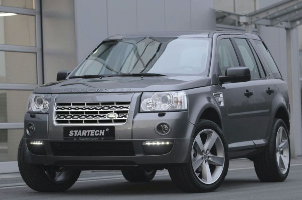 Тюнинг-пакет STARTECH Land Rover Freelander 2