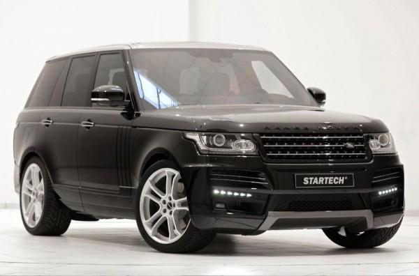Тюнинг-пакет STARTECH Range Rover Vogue 2013