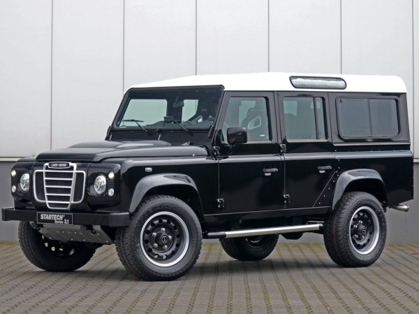 Тюнинг-пакет STARTECH Land Rover Defender 110 Series 3.1