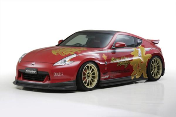 Тюнинг-пакет SUNLINE Racing Nissan 370Z