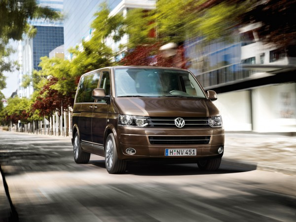 Рестайлинг-пакет VW Multivan T5 2010