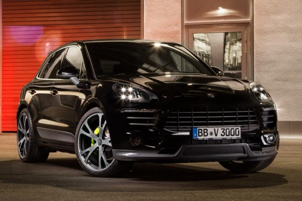Тюнинг-пакет TechART Porsche Macan
