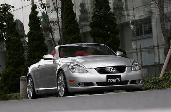 Тюнинг-пакет TOM's Lexus SC