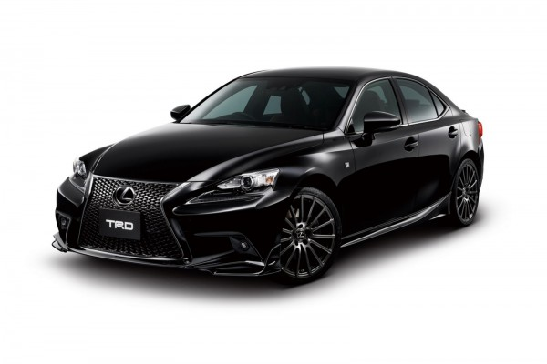 Тюнинг-пакет TRD Lexus IS F Sport 2014