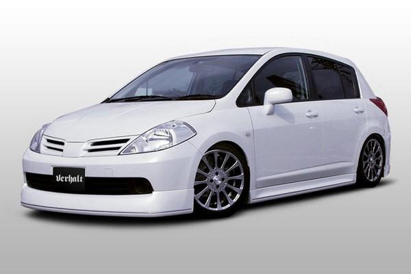Тюнинг-пакет VERHALT American Racing Nissan Tiida