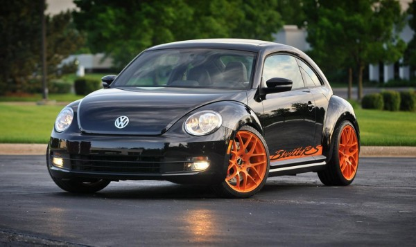 Тюнинг-пакет VWvortex VW Beetle 3 2012