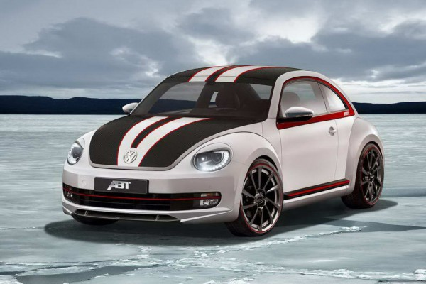 Тюнинг-пакет ABT Speedy VW Beetle 3 2012